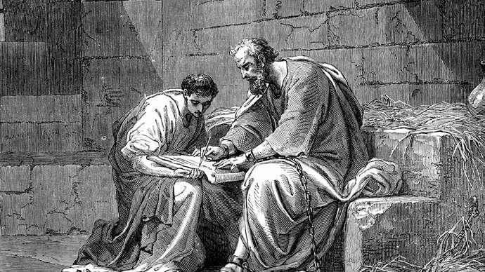 Prayer found in Paul's Epistles