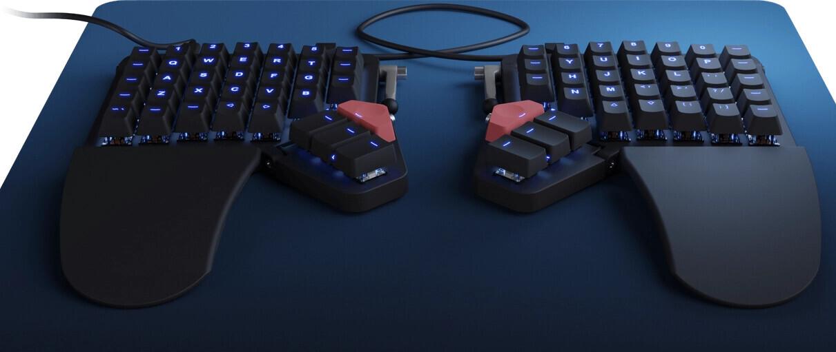 the keyboard hole gets deeper..